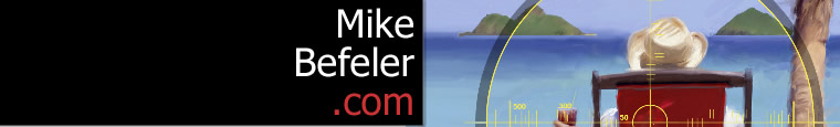 Site Banner: MikeBefeler.com